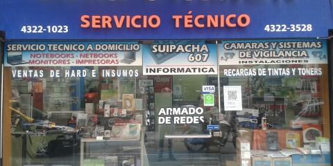 Suipacha 607 Informática