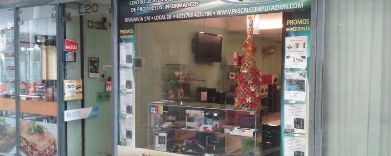 Pascal Computación